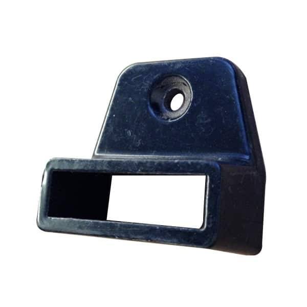 FB40X10P Alloy Rail Bracket- rectanglular