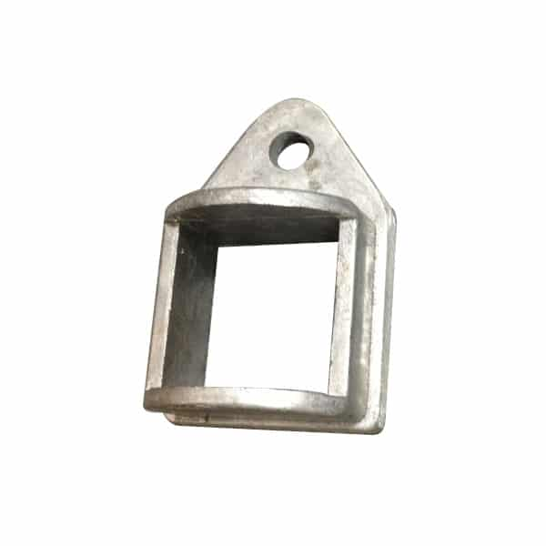 FB Range of Square Cast Aluminium Rail Brackets