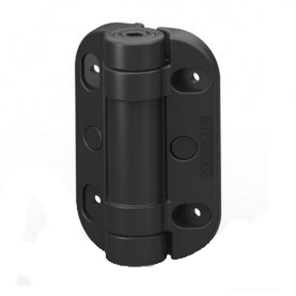 Heavy Duty Adjustable Gate Hinge - SafeTech SHH135LS