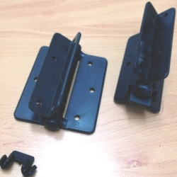 Easy Fit MFP Multi-Fit Plain Polymer Hinge