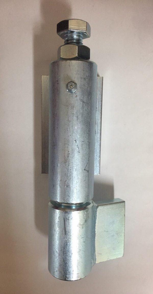 BW165S heavy duty steel weld on ball bearing hinges