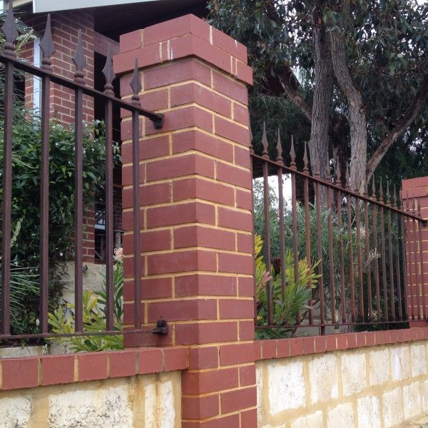 Wrought iron fence top QD60 ST-16