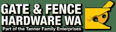 Gate & Fence Hardware WA Logo