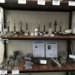 Fence & Gate Components