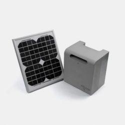 mhouse AAC-SUN solar kit