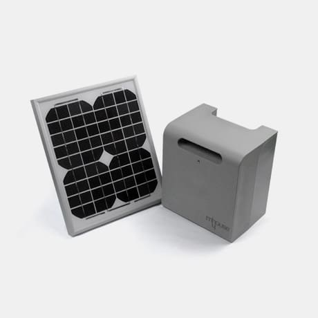 mhouse AAC-SUN solar kit