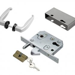 Sliding gate lock - Comunello PBL50KIT