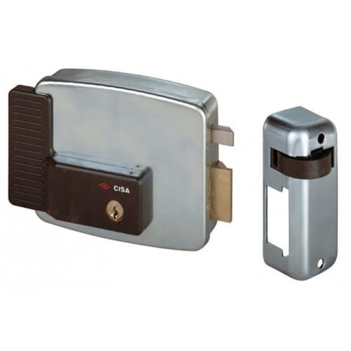 CISA 11921 electric rim lock