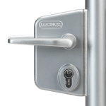 Keylocking gate lock Locinox LVRX30