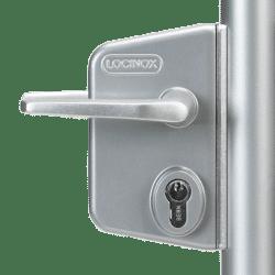 Keylocking gate lock Locinox LVRX30