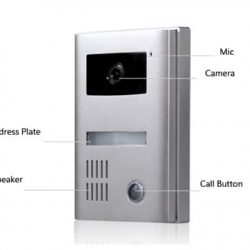Aurine Urmet Video Intercom