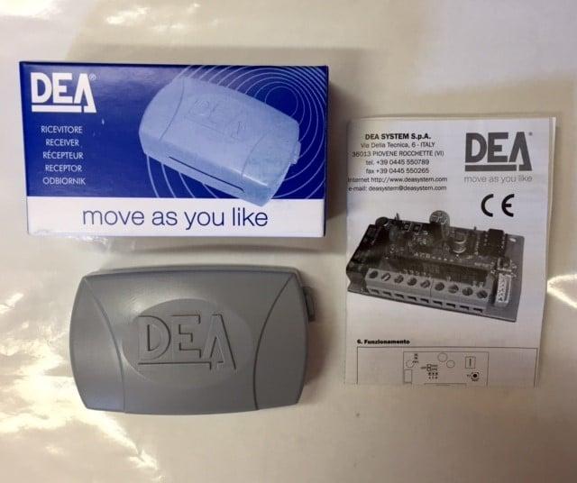 DEA251 Receiver