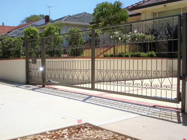 automatic gate manufacturers and shutters gates swing doors e