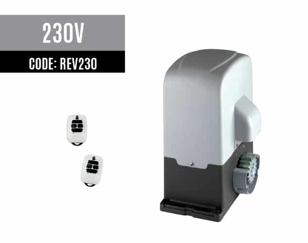 DEA REV230 Sliding Gate Motor