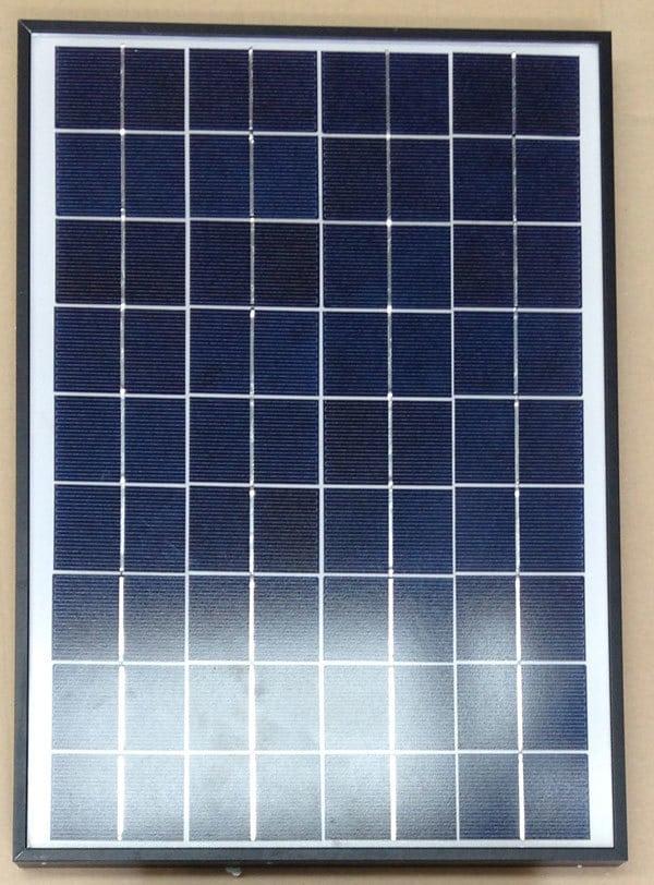 King Gates 30W Solar Panel 24V