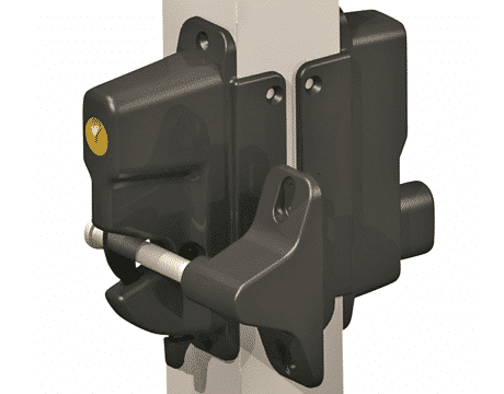 DPG200 Two Way Access Max Gravity Latch