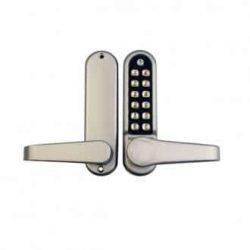 BORG DIGITAL LOCK 5401SSDDA ON DOOR CODE CHANGE ECP