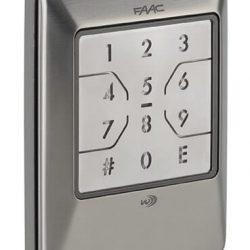 FAAC XKPW433 404038 Keypad Radio Transmitter