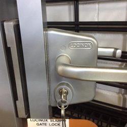LLSKMF5050 / LSKZ 5050U2L sliding gate lock