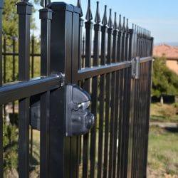 Safetech viper-gravity-gate-latch