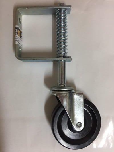 Spring Loaded Gate Wheel Or Gate Castor Jsw55 Jsw100