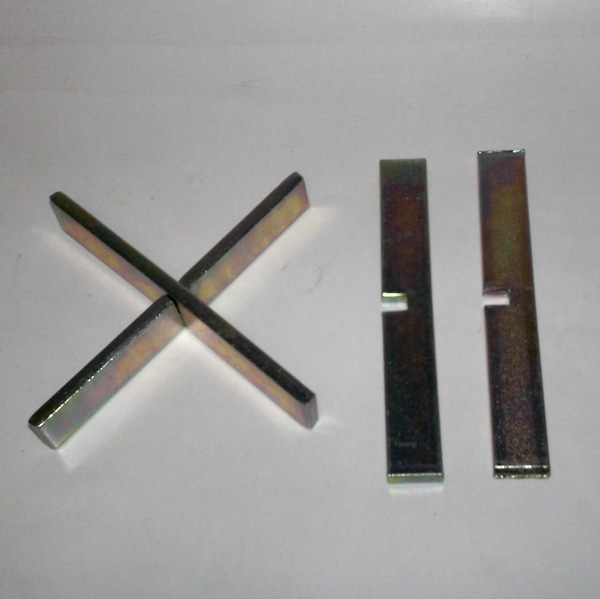 DFCZ Steel Cross for fence / steel fence decorator DHP49
