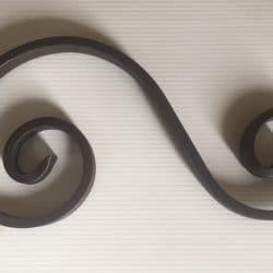 Art. 4-08 Uneven S scroll