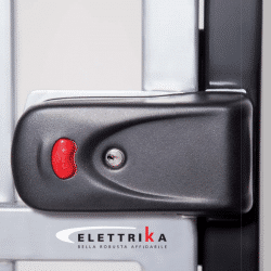 cisa elettrika electric lock