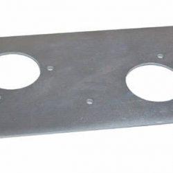 King Dynamos Gate Motor Foundation Plate