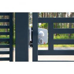 Locinox 3006KR handle set with SEE electric strike