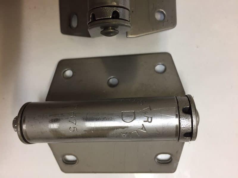 PH75SS stainless steel hinge