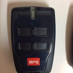 BFT BRCB4 D111906 4 button Mitto Remote Control