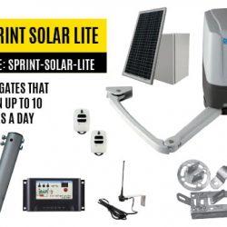 DEA Sprint Solar Lite SL kit