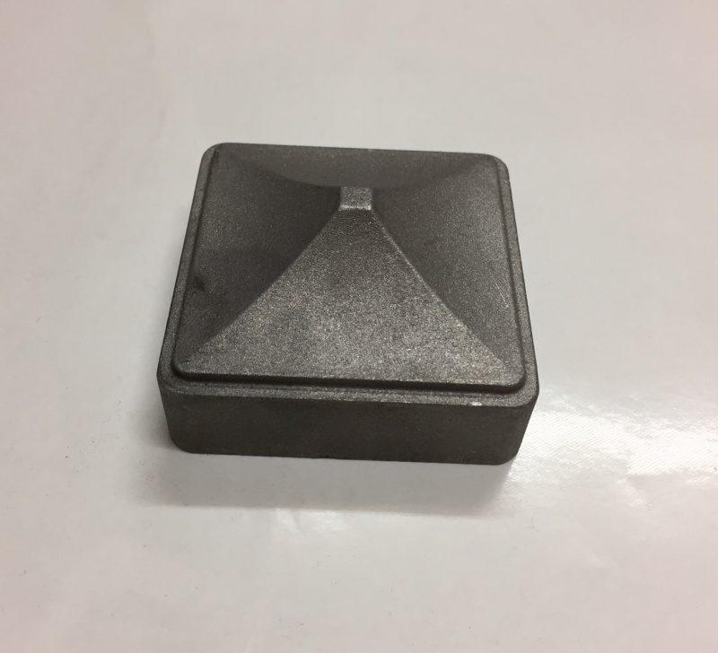 5050APOINT 50x50mm aluminium post cap