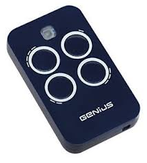 Genius Echo 433MHz four channel remote