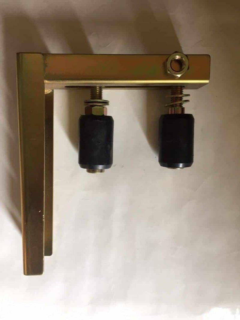 LB2RB top roller bracket kit for sliding gate