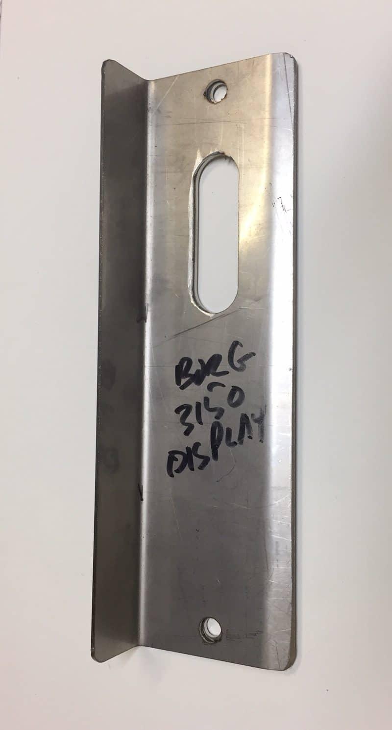 Borg SP strike plate
