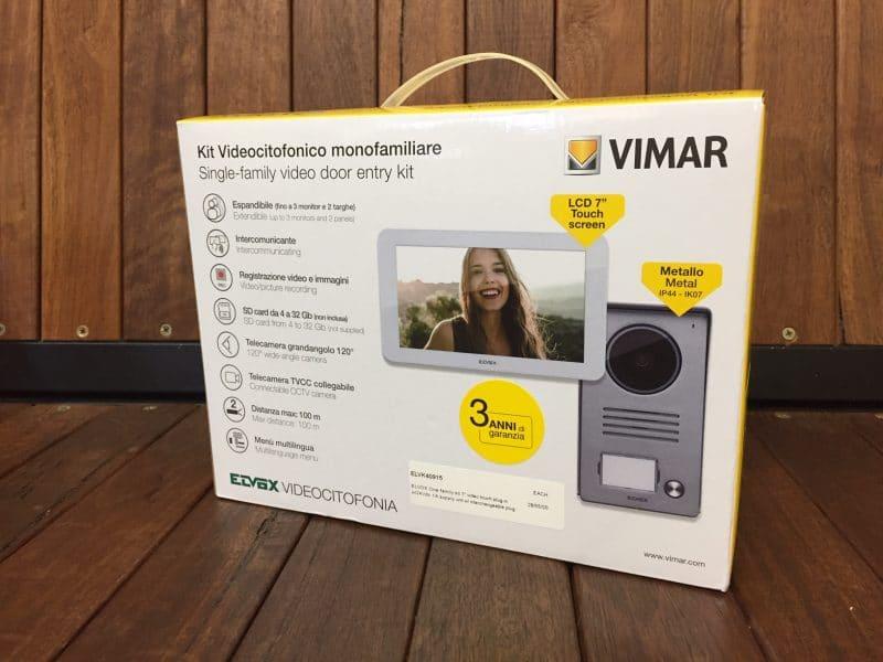 Elvox Vimar K40915 Intercom