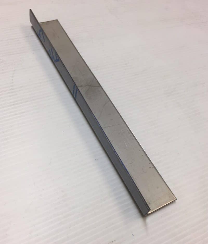 SSATP Stainless steel anti tamper plate