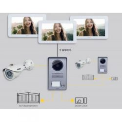 Elvox Vimar K40945 video intercom
