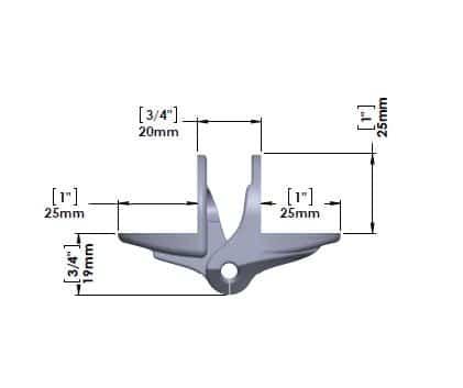 shn-90L dimensions