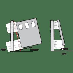 C13975 D&D hinge diagramme