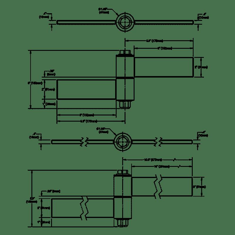 CI3900-6-and-10-inch-badass-strap-dimensions
